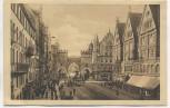 AK München Neuhauserstrasse mit Karlstor 1913