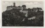 AK Eisenach Wartburg und neuer Gasthof 1933