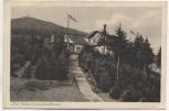 AK Johannissteinbaude bei Oybin Krompach Liberec Böhmen Tschechien 1925