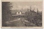 AK Restauration Harichstein bei Freiwaldau mit Gästen Jeseník Altvatergebirge Böhmen Tschechien 1927 RAR