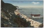 AK Ostseebad Sellin a. Rügen Strand Ostsee 1924