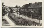 AK Foto Benneckenstein Harz Straßenansicht b. Oberharz am Brocken 1955
