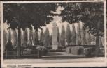 AK Willenberg Wielbark Kriegerdenkmal b. Ortelsburg Szczytno Ostpreußen 1940 RAR