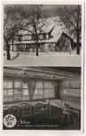 VERKAUFT !!!     Ak Skiheim des S.C. Säckingen in Altenschwand b. Rickenbach Hotzenwald 1939