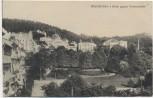 AK Marienbad Blick gegen Kirchenplatz Mariánské Lázně Tschechien 1921