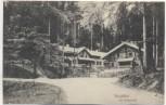 AK Balzhütte bei Dittersbach Jetřichovice Böhmische Schweiz Tschechien 1910