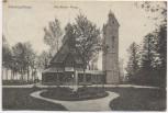 AK Riesengebirge Die Kirche Wang Brückenberg Krummhübel Karpacz Schlesien Polen 1924