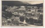VERKAUFT !!!   AK Foto Spindlermühle Ortsansicht Špindlerův Mlýn Riesengebirge Tschechien 1924