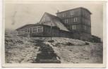 AK Foto Rennerbaude Rennerova bouda Riesengebirge b. Špindlerův Mlýn Spindlermühle Tschechien 1924