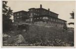 AK Foto Peterbaude Petrova bouda Riesengebirge b. Špindlerův Mlýn Spindlermühle Tschechien 1930