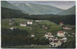 AK Friedrichsthal mit Ziegenrücken Špindlerův Mlýn Spindlermühle Riesengebirge Krkonoše Tschechien 1920