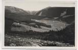 AK Foto Riesengebirge Petzer Ortsansicht Pec pod Sněžkou Tschechien 1925