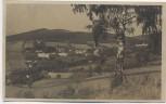 AK Foto Kurort Gräfenberg in Schlesien Ortsansicht b. Freiwaldau Lázně Jeseník Tschechien 1927