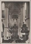 AK Rostock Marienkirche Vierung und Chor 1931