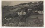 AK Foto Kurort Gräfenberg in Schlesien Sanatorium Dr. Ziffer b. Freiwaldau Lázně Jeseník Tschechien 1927