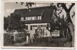 AK Foto Rotensol Cafe und Pension Waldesruh b. Herrenalb 1960