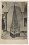 AK Lüneburg Museum Turmhelm von St. Johannes Modell des Innern 1920