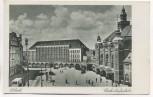 AK Lübeck Bahnhofsplatz 1920