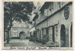 AK Lübeck Füchtingshof 1937