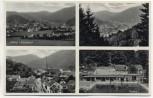 AK Ilfeld im Harz Südharz 4 Ansichten mit Freibad 1930