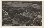 AK Foto Lütjenburg mit Bismarckturm Ostholstein Luftbild Fliegeraufnahme 1935