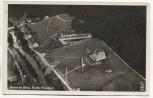 AK Foto Tanne im Harz Pension und Cafe Sanssouci Luftbild Fliegeraufnahme b. Oberharz Brocken 1940 RAR