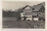 AK Christliches Hospiz Oberstdorf mit Schreibfehler 1950 RAR