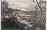 AK Strand bei Katharinenhof Insel Fehmarn Ostsee 1957