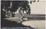 AK Foto Weserpartie zwischen Wahmbeck und Karlshafen mit Dampfer 1930