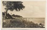 AK Foto Insel Fehmarn Leuchtturm Staberhuk 1957