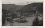 AK Foto Wendefurth im Bodetal Ortsansicht b. Altenbrak Thale 1935