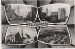 AK Gruß aus Schrobenhausen / Bayern 4 Ansichten 1964