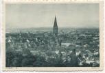 AK Freiburg im Breisgau Überblick Ortsansicht 1935