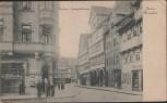 AK Hann. Münden Untere Langestrasse Menschen 1900 RAR