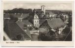 AK Foto Bad Köstritz in Thüringen Ortsansicht 1959
