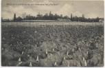 AK Wolfsgruben u. Drahtverhau vor dem Antwerpener Fort Alte Gott Antwerpen 1. Weltkrieg Belgien 1915
