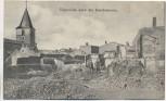 AK Vigneulles nach der Beschiessung Moselle b. Metz Lothringen 1. Weltkrieg Frankreich 1915