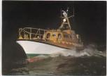 AK Foto Strandrettungsboot Siegfried Boysen bei Nacht