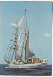 AK Foto Segelschulschiff Wilhelm Pieck 1968