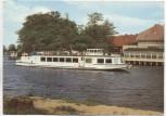 AK Foto Weisse Flotte Potsdam Salonschiff Nedlitz 1983