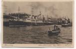 AK Hamburg Schnelldampfer Cap Polonio und Arcona 1930