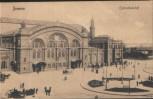 AK Bremen Centralbahnhof Bahnhof 1907