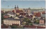 AK Wurzen Ortsansicht 1913