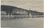 AK Kiel Seebadeanstalt 1911