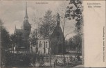 AK Eckardtsheim Eckardtskirche b. Sennestadt Bielefeld 1910 RAR