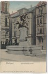 AK Stuttgart Gänsepeterbrunnen 1905
