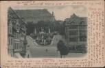 AK Gruss aus Gotha Schlossberg 1901