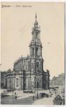 AK Dresden Katholische Hofkirche 1905