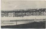 AK Sonderburg Ortsansicht Sønderborg Nordschleswig Dänemark Soldatenkarte 1910