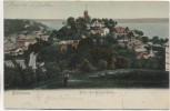 VERKAUFT !!!   AK Blankenese Blick vom Bismarckstein Hamburg 1903